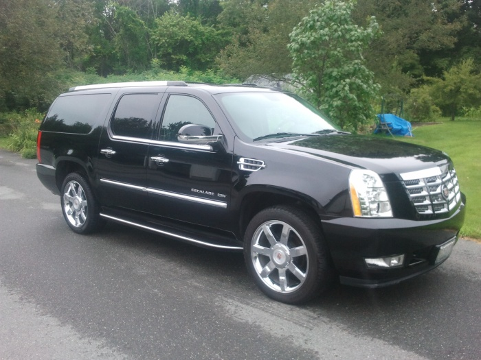 This Escalade came out excellent!